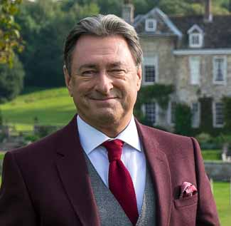 Firle Estate Alan Titchmarsh Masterpiece small