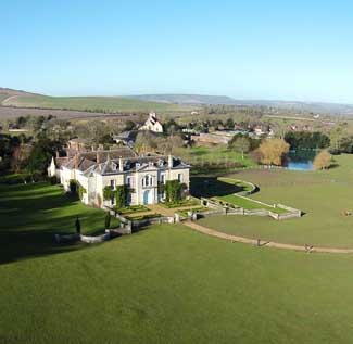 Stately Homes In Sussex   Firle   Gallery