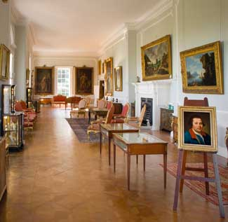Stately Homes In Sussex | Firle | The Art